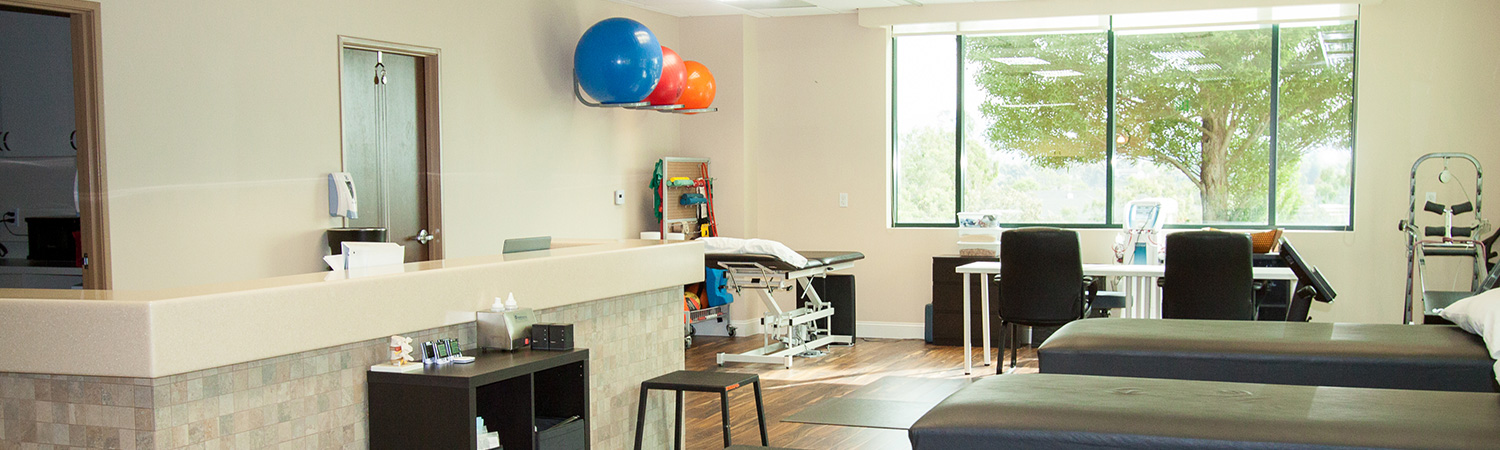 Carmel Valley Physical Therapy Facility
