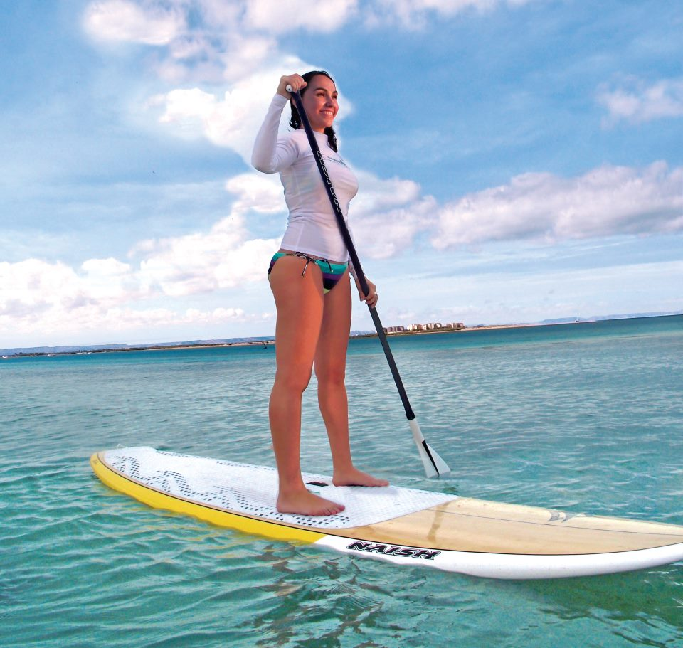 Fitness Benefits Of Sup Boarding Proactive Physical