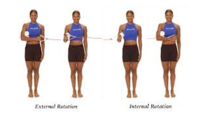 Shoulder Rotation - Internal and External