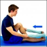 Gastroc Stretch