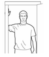 Doorway Shoulder Stretch - Pectoralis